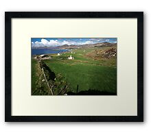 Allihies Countryside Framed Print