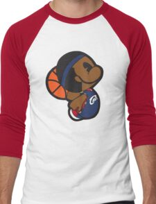 Lebron J. Men's Baseball ¾ T-Shirt