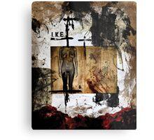 DIARY NOTE / DECEMBER 13TH Metal Print