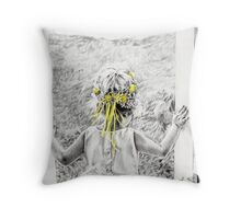 'Come and Play' Throw Pillow