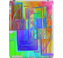 Retro Tulip Impression iPad Case/Skin