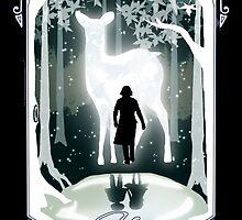 Snape Memories Black by Heksiah