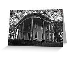Nolan Mansion Greeting Card