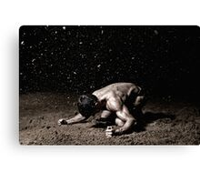 Desired Is The End Canvas Print