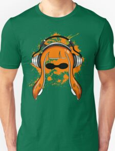Inkling girl (Orange) T-Shirt