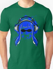 Inkling girl (Blue) T-Shirt