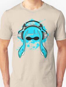 Inkling girl (Light Blue) T-Shirt