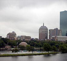 Boston by Nina Elise Vossen