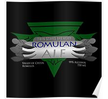 Fictional Brew - Romulan Ale Poster