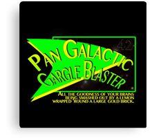 Fictional Brew - Pan Galactic Gargle Blaster Canvas Print