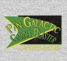 Fictional Brew - Pan Galactic Gargle Blaster One Piece - Long Sleeve