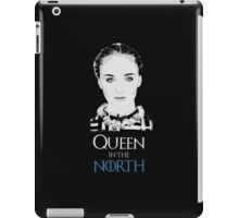 Sansa Stark - Game of Thrones - Queen in the North - black iPad Case/Skin