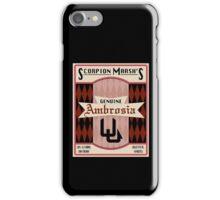 Ambrosia - So Say We All iPhone Case/Skin