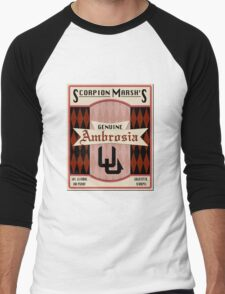 Ambrosia - So Say We All Men's Baseball ¾ T-Shirt