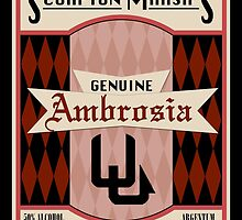 Ambrosia - So Say We All by Amanda Mayer