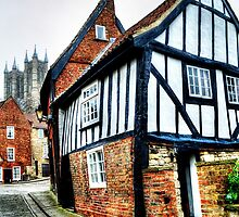 Lincoln - The Harlequin at Steep Hill; Lincoln, Lincolnshire by Paul Thompson Photography
