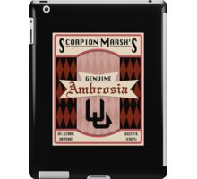 Ambrosia - So Say We All iPad Case/Skin