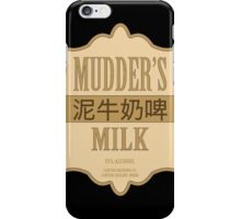 Mudder's Milk iPhone Case/Skin