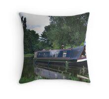 Teddybears Boat Throw Pillow