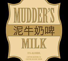 Mudder's Milk by Amanda Mayer