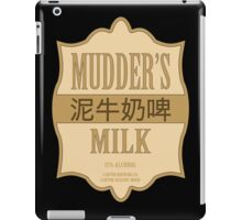 Mudder's Milk iPad Case/Skin