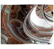Atrium Abstract Poster
