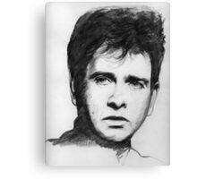 Peter Gabriel Canvas Print