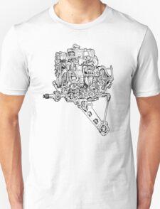 A-Series Transverse Engine T-Shirt