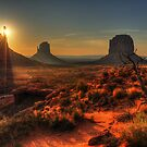 The Touch of Sunlight by Ted Lansing