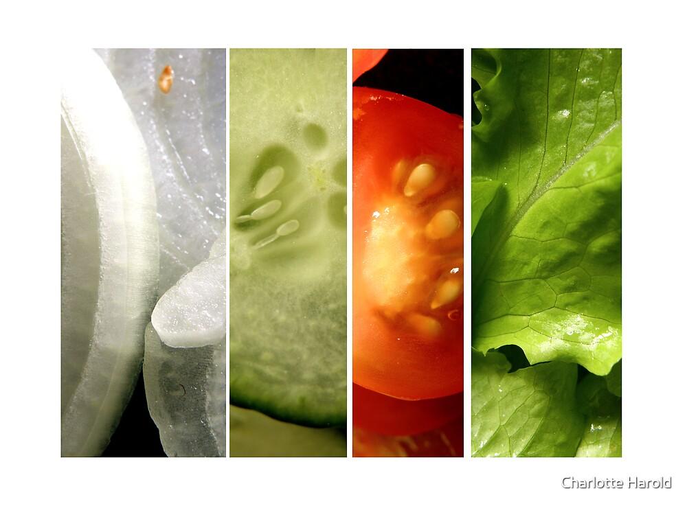 Salad Bowl Stories by Charlotte Harold