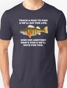 Teach A Man To Fish T-Shirt