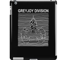 Greyjoy Division (Game of Thrones Shirt) iPad Case/Skin