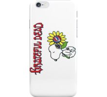 Snoopy flowers iPhone Case/Skin