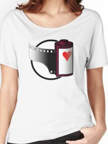 Love Film (or lose it?) Women's Relaxed Fit T-Shirt