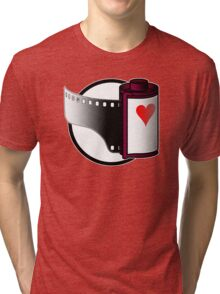 Love Film (or lose it?) Tri-blend T-Shirt
