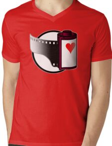 Love Film (or lose it?) Mens V-Neck T-Shirt