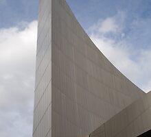 Modern architecture by Sue Leonard