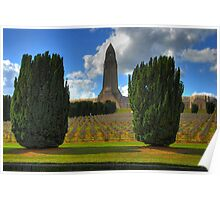 Douaumont Ossuary Poster