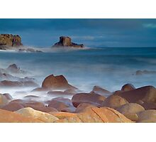 Cosy Nook, Southland, New Zealand Photographic Print