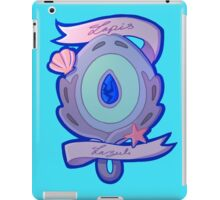 Lapis Mirror iPad Case/Skin