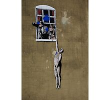 Banksy Bristol Love Cheat Photographic Print