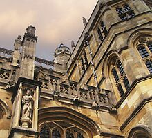 St. George's Chapel, Windsor by Linda Hardt