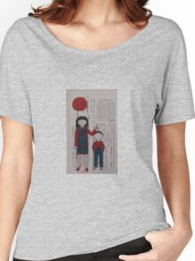 Sister and Brother Women's Relaxed Fit T-Shirt