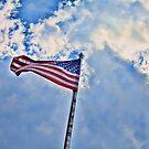 My Flag by Samuel Gordon