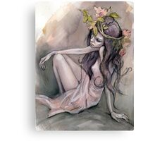 Briar Rose Canvas Print