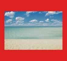 Varadero Beach, Cuba One Piece - Short Sleeve