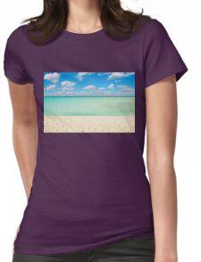 Varadero Beach, Cuba Womens Fitted T-Shirt