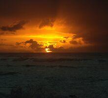 Beautiful sunrise by Hannah Fenton-Williams
