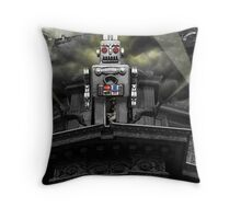 OBEY! RESISTANCE IS FUTILE Throw Pillow
