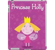 Princess Holly iPad Case/Skin